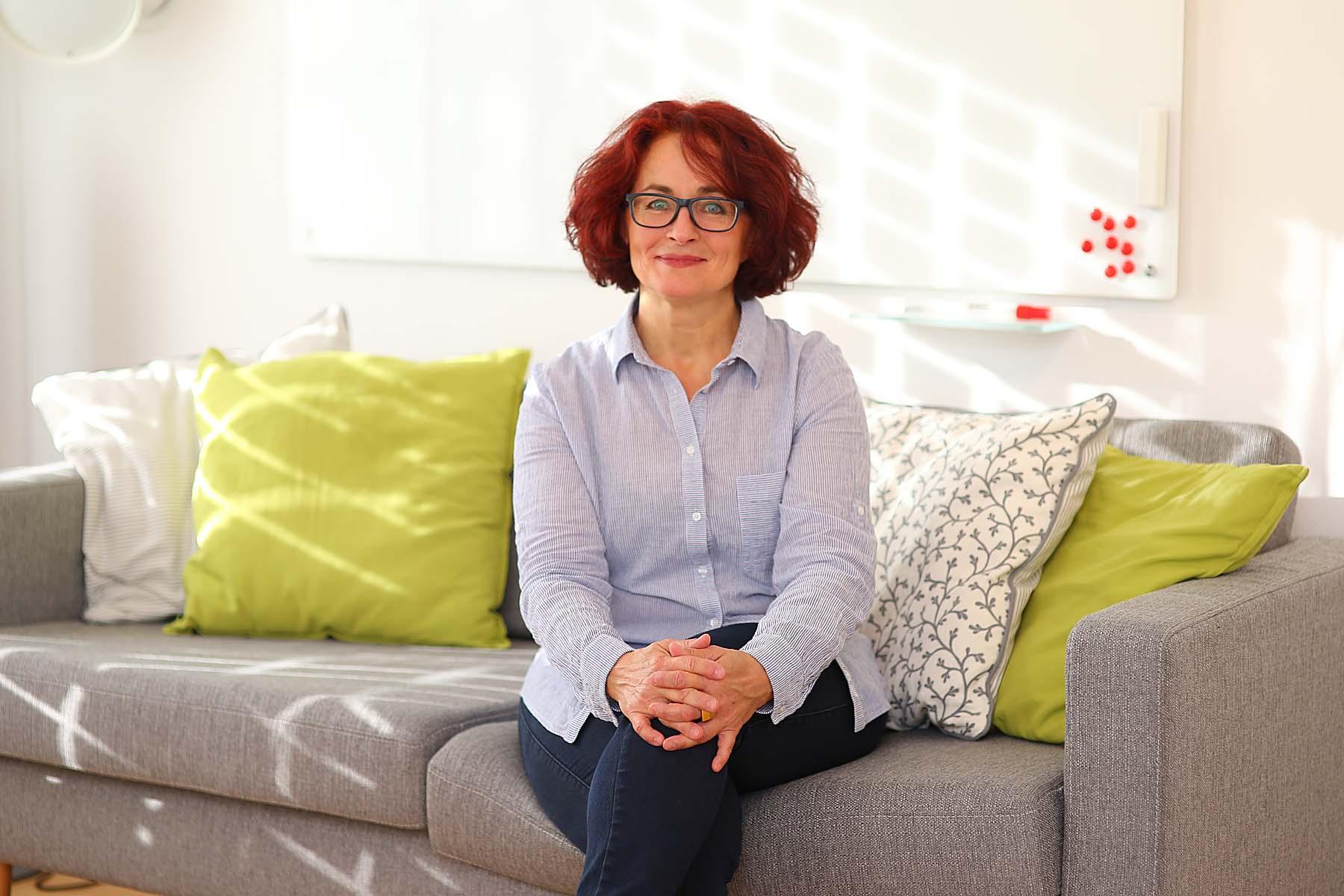 Ingrid Weilinger - Dipl. Lebensberaterin
